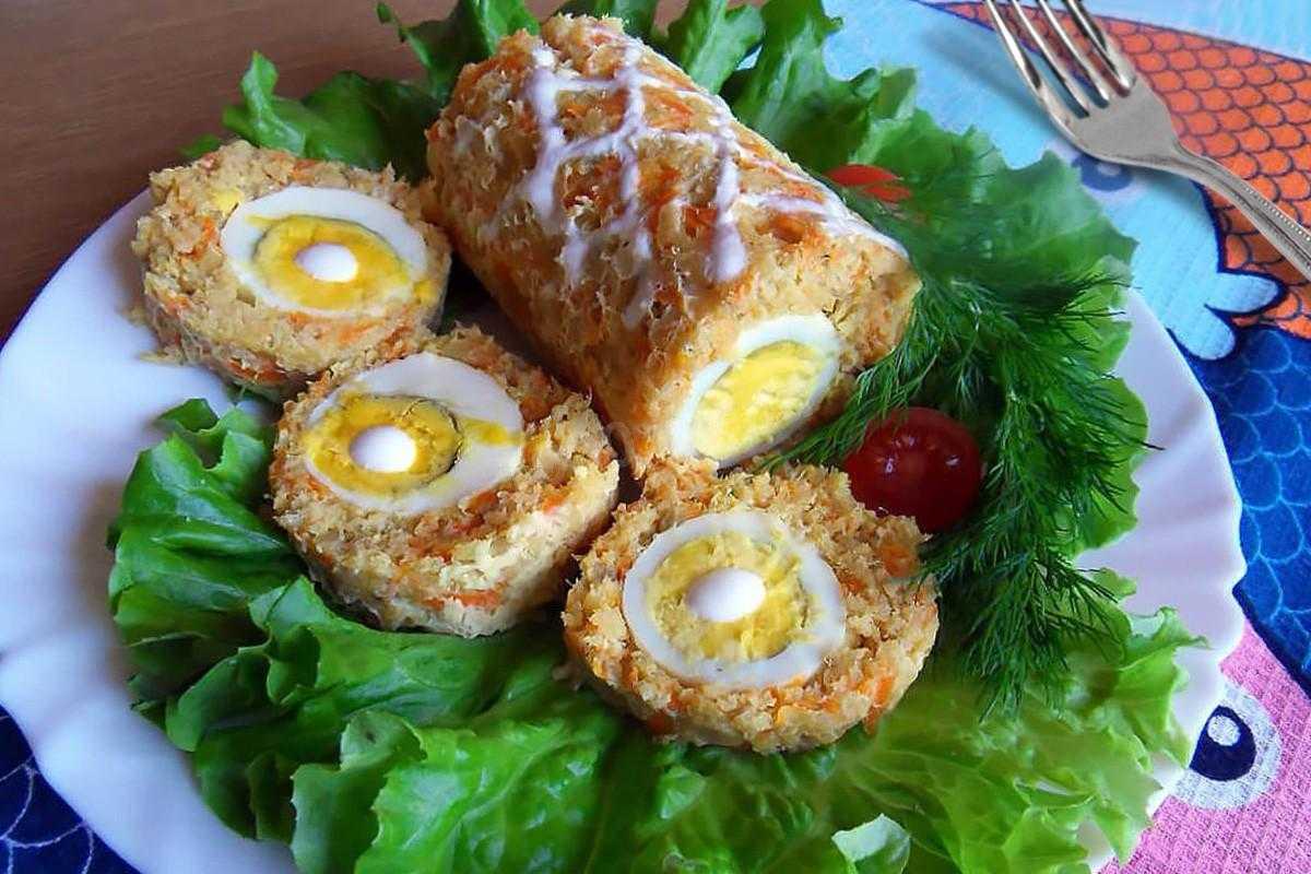 Разные блюда с рецептами и фото