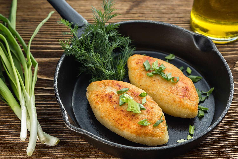 картофельные зразы пошаговый рецепт с фото образовался разные